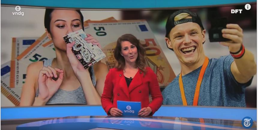 Telegraaf interview met Brandambassadors: Wat verdient een influencer?
