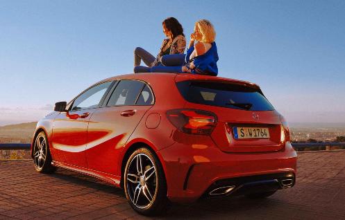 Mercedes-Benz laat sterk staaltje storytelling zien